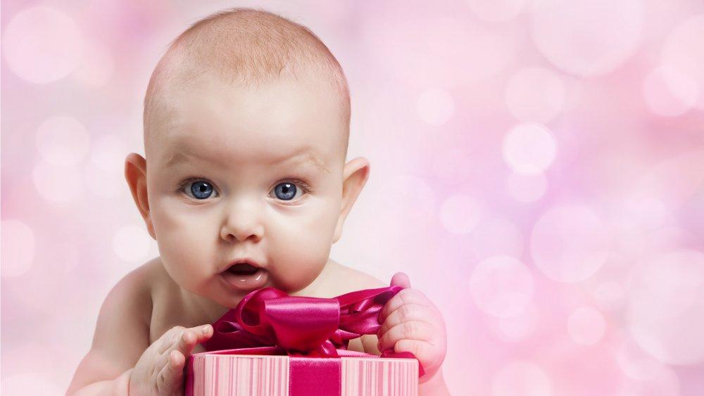 bébé cadeau