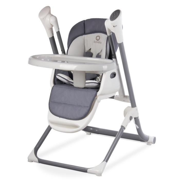 chaise haute évolutive transat