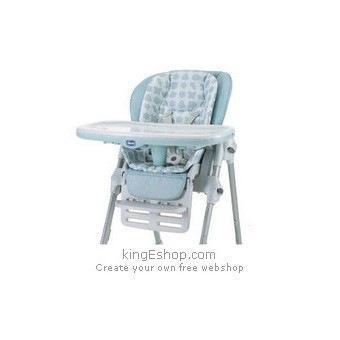 housse rechange chaise haute chicco