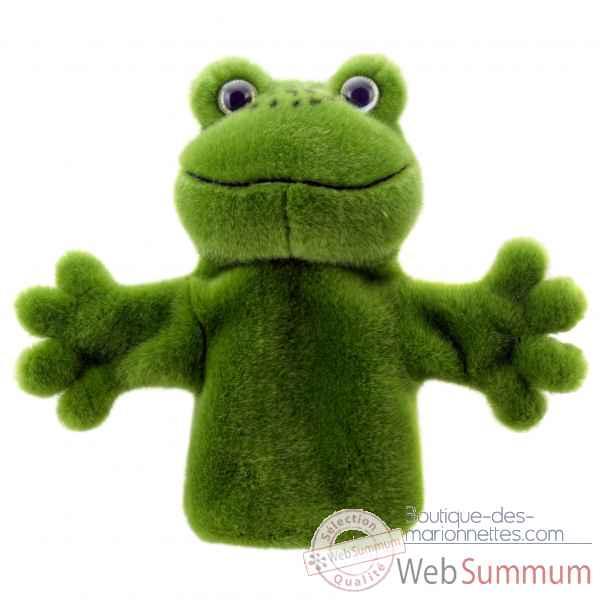 marionnette grenouille