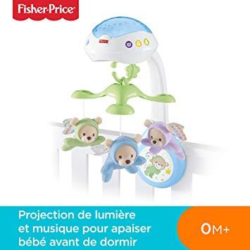 musique mobile bébé