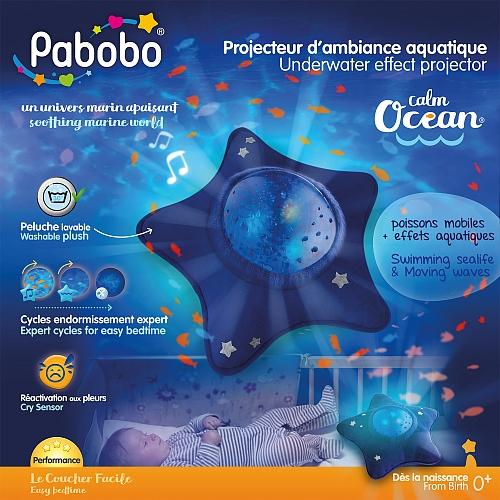 projecteur dynamique pabobo