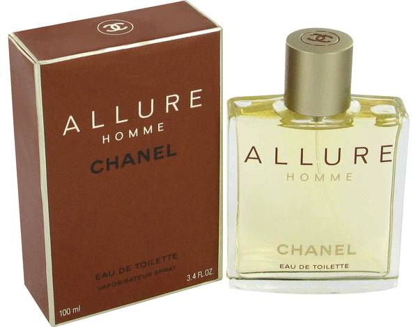 allure men's cologne