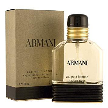 armani vaporisateur eau pour homme