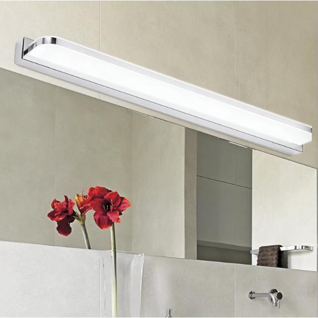 510LM Lampe Miroir Luminaire Salle de Bain LED Wowatt ...