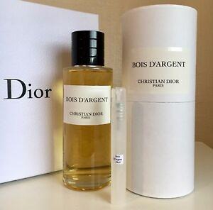 parfum bois d argent dior