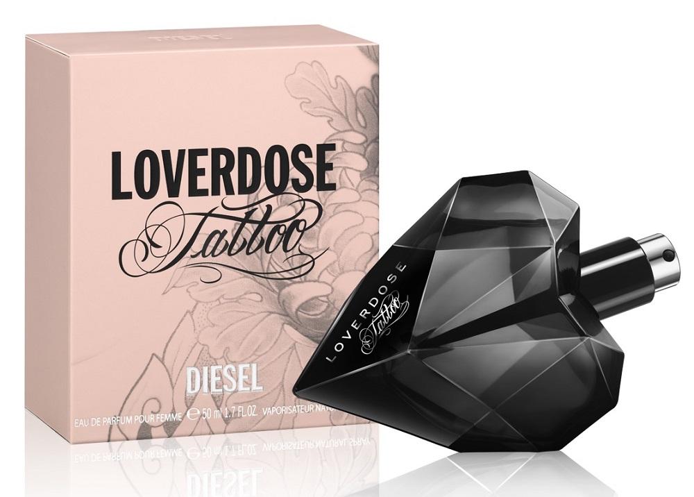 parfum femme diesel loverdose