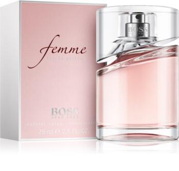 parfum femme hugo boss