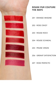 rouge pure couture